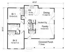house plans country style floor plan of cottage country craftsman house plan 82268