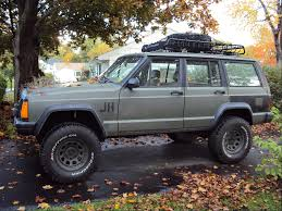 customized jeep cherokee jeep cherokee u201crogue status cherokee