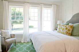 Green Trellis Rug Trellis Rug Contemporary Bedroom Caitlin Creer Interiors