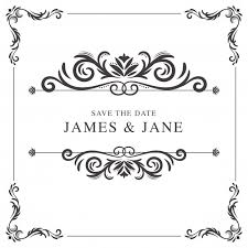 wedding design wedding frame vectors photos and psd files free