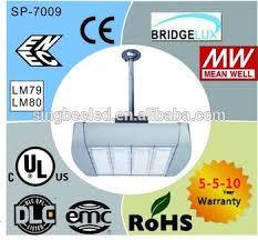 enec led ceiling light high bay light warranty certificate