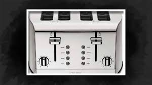 Cuisinart 4 Slice Toaster Review Top 5 4 Slice Toaster Reviews Youtube