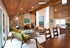 mixing mid century modern and rustic modern rustic style is the perfect blend