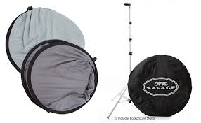 collapsible backdrop light gray collapsible backdrop savage universal
