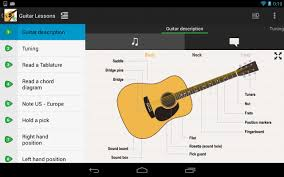 guitar lessons beginners android apps on google play