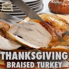 chew america s test kitchen braised turkey recipe with easy gravy