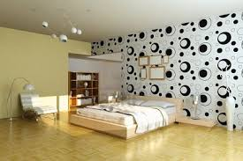 Unique Bedroom Wallpaper Designs Beautiful Wallpapers Ideas For - Wallpaper design for bedroom