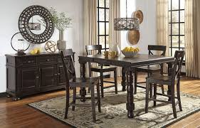Counter Height Dining Room Set by Gerlane Counter Height Dining Room Set Casual Dining Sets