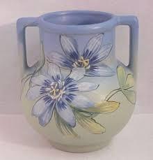 Weller Pottery Vase Patterns 141 Best Weller Pottery Images On Pinterest Weller Pottery Vase