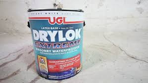 waterproofing basement walls with drylok paint home repair tutor