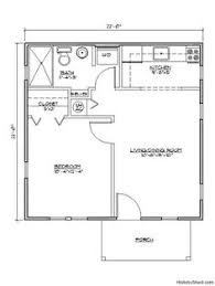 one bedroom one bath house plans plan 2568dh small plan big kitchen dining flipping and