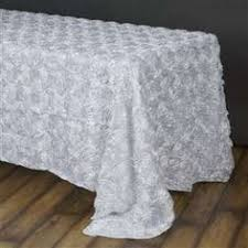 lace vinyl table covers 60 x90 eco friendly white 0 6mil thick disposable waterproof lace