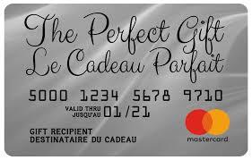 prepaid mastercard the gift prepaid mastercard