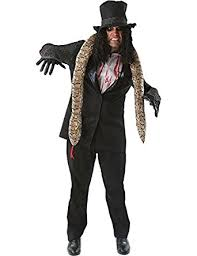 Metal Halloween Costumes Amazon Alice Cooper Rock Star Costume Clothing