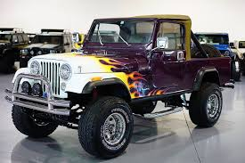jeep scrambler for sale davis autosports jeep cj8 scrambler for sale youtube