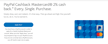 review paypal cashback mastercard 2 everywhere card doctor
