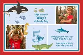 under the sea 5th birthday party invitation wording u2013 drevio