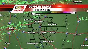Weather Map Texas Ktbs Mega 3 Radar Ktbs Com