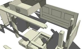 sketchup furniture design shonila com