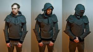 cosplay the easy way with this awesome hoodie