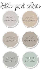 neutral paint colors interior paint color and color palette ideas with pictures home