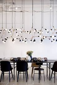 Modern Dining Room Lighting Ideas by Best 25 Modern Lighting Design Ideas Only On Pinterest Light