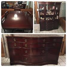 drexel mahogany furniture ebay