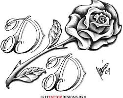 in loving memory rose tattoo design photos pictures and