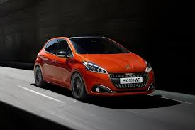 peugeot 208 red peugeot 208 an independent road test report