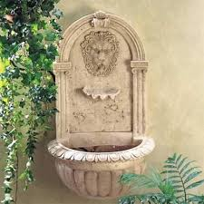 43 best wall fountains images on pinterest wall