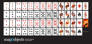 free vector cards deck