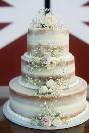 wedding cake no icing 30 white wedding cake designs that will leave you wanting one