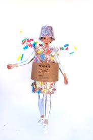 diy halloween costume push pop confetti thimblepress