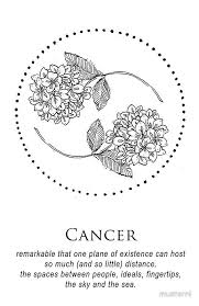 cancer colors zodiac collection of 25 moonchild cancer tattoo on shoulder