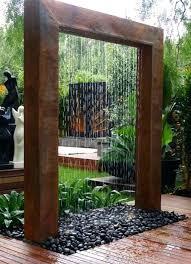home interior garden decorations outdoor waterfall home decor waterfall decorations
