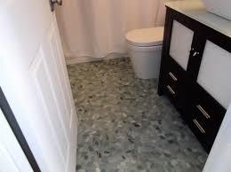 sliced sea green pebble tile pebble tile shop