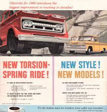 Classic Chevy Trucks On Ebay - chevrolet truck 1960 mailer 01 jpg 1148 1200 trucks