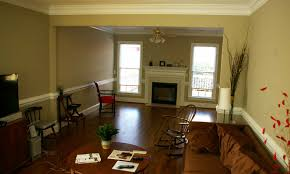 interior remodeling and wall removal to open floor plan