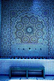Moroccan Pattern Art Moroccan Wall by 11 Best Out On The Tiles Images On Pinterest Blue Tiles Home