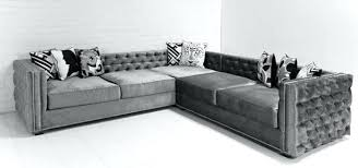 Blue Velvet Sectional Sofa Velvet Sectional Couches Mter Cls Blue Velvet Sectional Sofa For