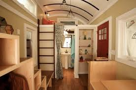 bay view tiny house via tiny house talk love this vardo inspired