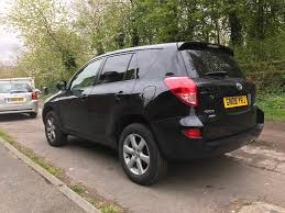 2008 toyota rav 4 xtr d4d diesel great runner top spec full