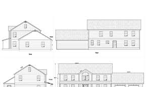 house elevation plans house plans with elevations and floor plans splendid design