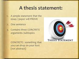 paper thesis