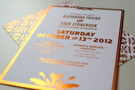 foil sted wedding invitations foil sted wedding invitations wedding ideas