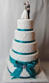 turquoise wedding great turquoise wedding cakes b43 on images collection m77 with
