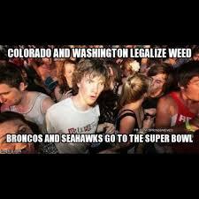 Go Broncos Meme - denver broncos to face seattle seahawks at superbowl