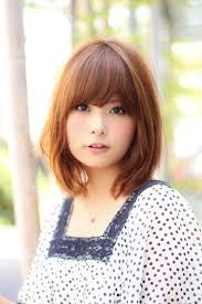 japanese shoulder length hair japanese hairstyle medium length