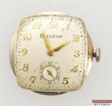 1959 bulova 17j manual men u0027s cal 11af senator 10k rgp bezel for