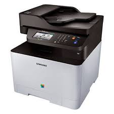 samsung xpress c1860fw color laser all in one printer staples